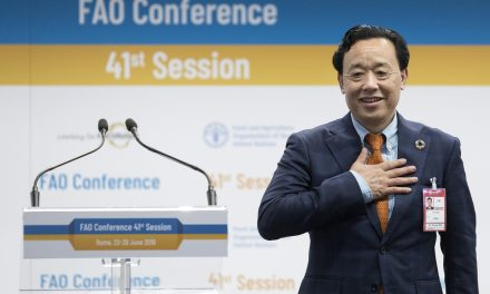 FAO victory fails to ease China's anger