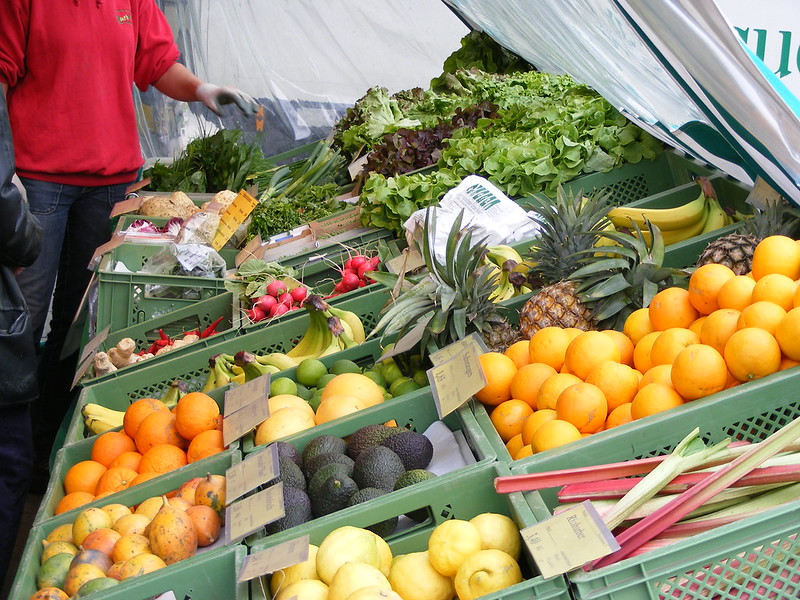 More homegrown fruits and veggies could help with food security