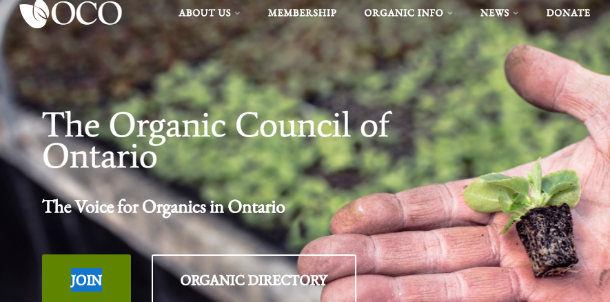 Providing more clarity about organic food