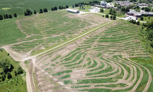 Controlling runoff: taking tile drainage to the next level