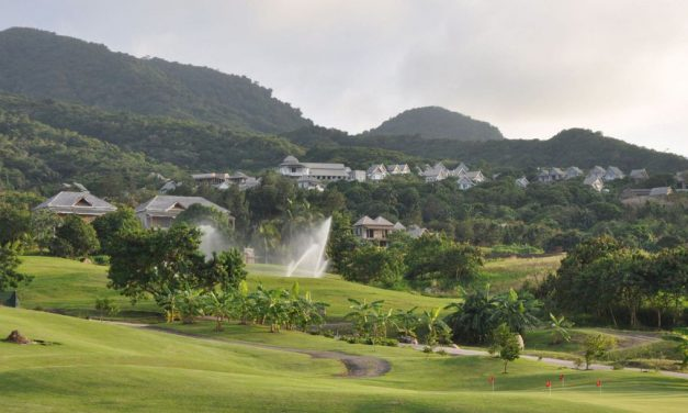 St. Kitts, Kittitian Hill: visiting a farm with breezy charm
