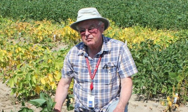 Order of Canada – Soybean pioneer recognized