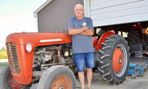 Personal account: Tractor rollover